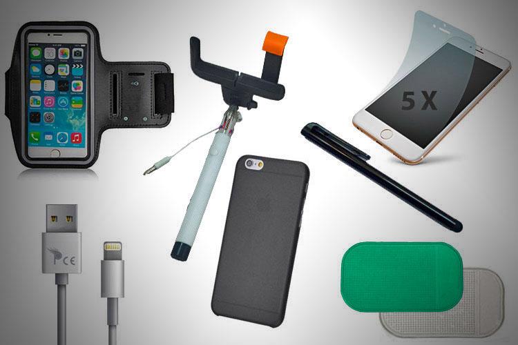 Διάφορα αξεσουάρ για τα κινητά iphone 8 και iphone 8 Plus