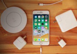 Συσκευές φορτιστή για iPhone 8 & iPhone 8 Plus