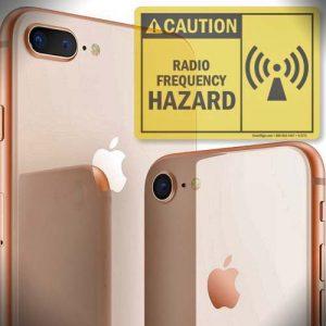 Ακτινοβολία iPhone 8 και iPhone 8 Plus