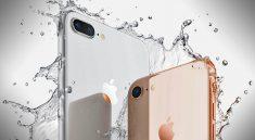 iPhone 8 - Οι πιο ανθεκτικές συσκευές σε σκόνη και υγρασία