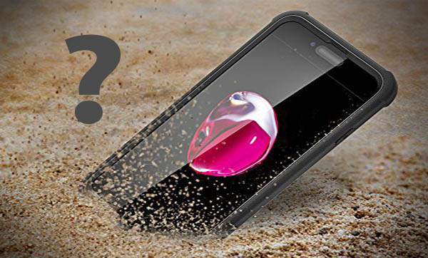 iPhone 8 - Ανθεκτικό κινητό σε σκόνη και υγρασία