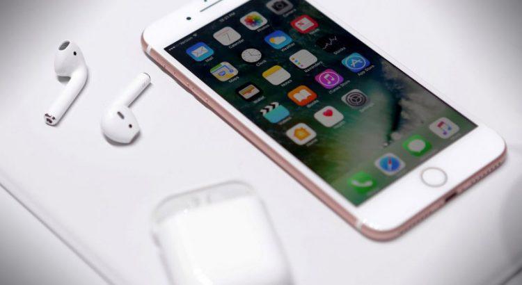 Ασύρματα ακουστικά για iPhone 8 και iPhone 8 Plus