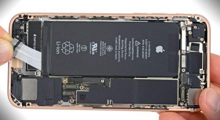 Τοποθέτηση μνήμης για iPhone8