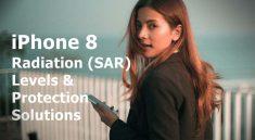 Δείκτης SAR για iPhone 8 και ακτινοβολία