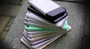 Ψεύτικα φθηνά iPhone8