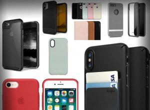 Θήκες για iPhone 8 σε διάφορα χρώματα