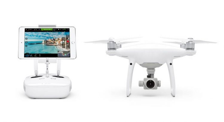 Apple compatibility for drones